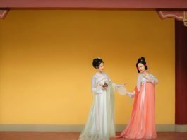 Best Hanfu Clothing 2018