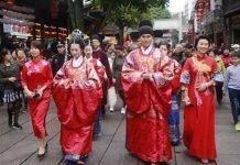 Hanfu & Spring Festival