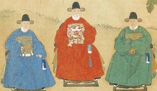 The Difference between Hanfu Kimono and Hanbok