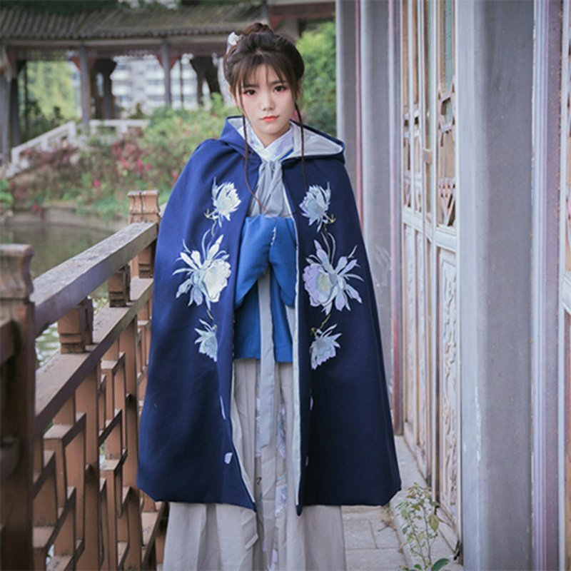 The Origin and Current Situation of Hanfu 4