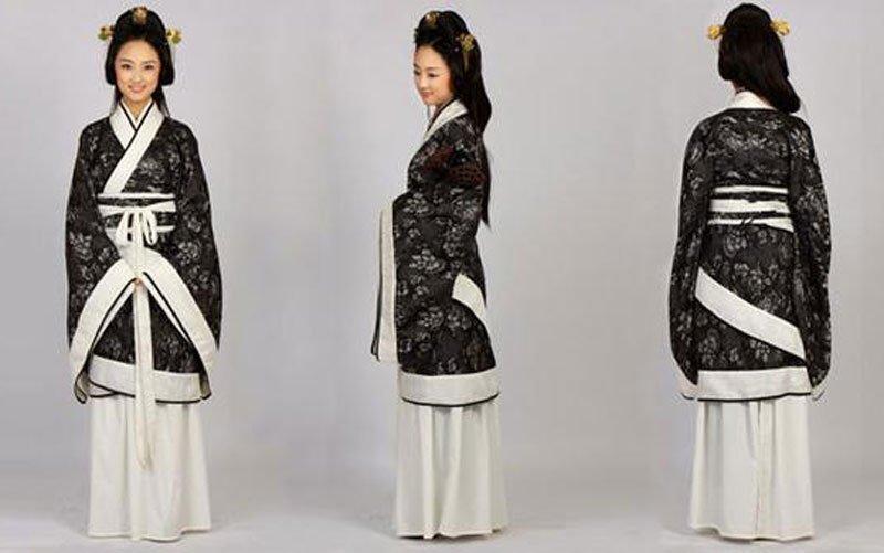 Hanfu Shenyi dress