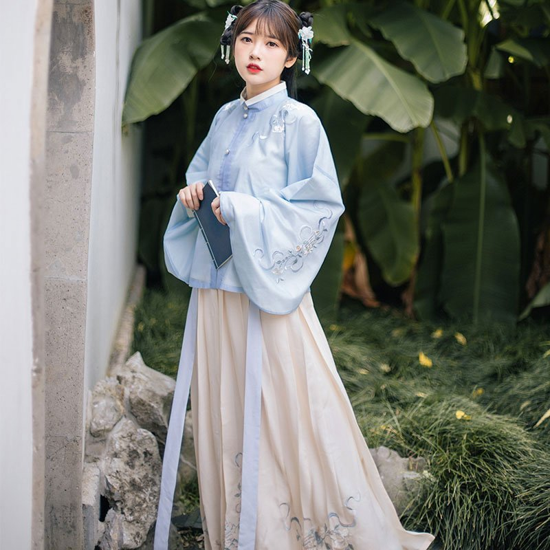 What is the basis of a set of Hanfu