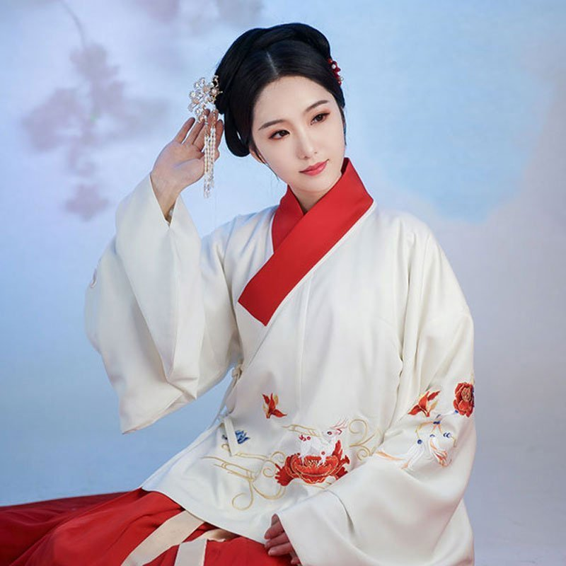 hanfu-chinese-traditional-dress-classic-jiaoling-ruqun-newhanfu