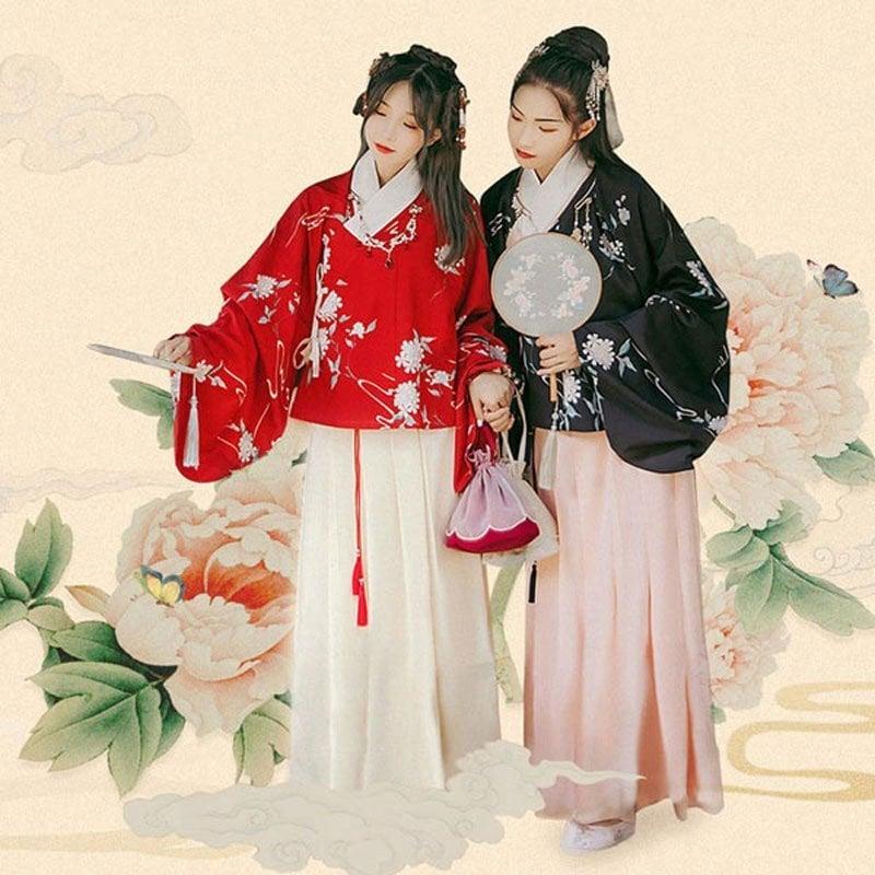 hanfu-chinese-traditional-girl-dress-classic-aoqun-newhanfu