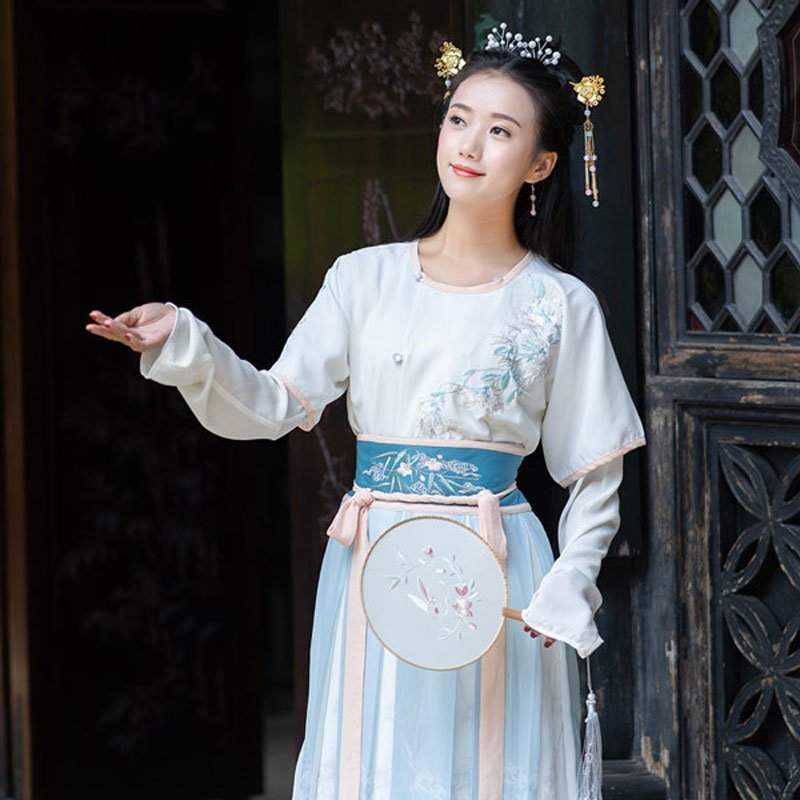hanfu-chinese-traditional-girl-dress--classic-banbi-newhanfu