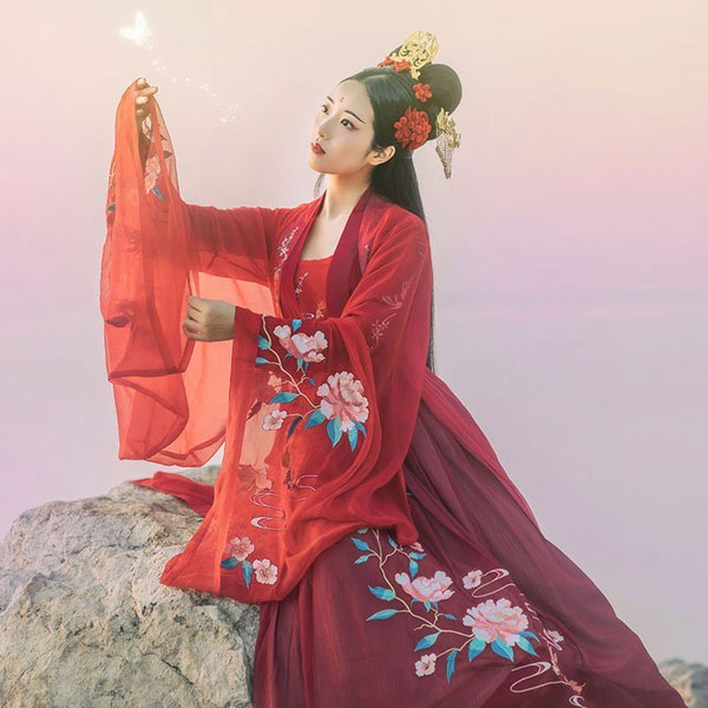 hanfu-chinese-traditional-girl-dress--classic-beizi-newhanfu