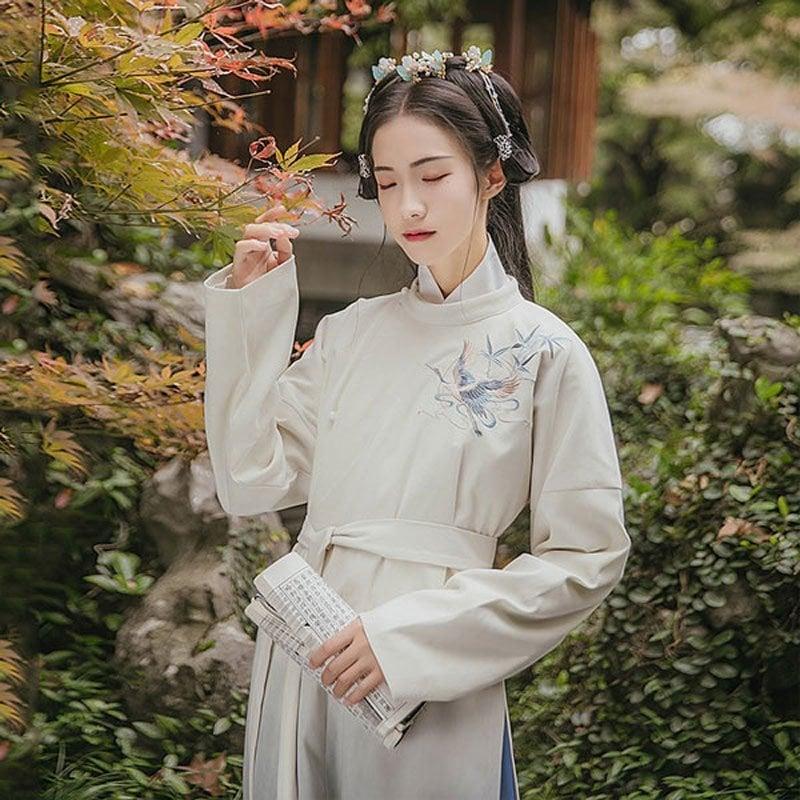 hanfu-chinese-traditional-girl-dress--classic-pao-newhanfu