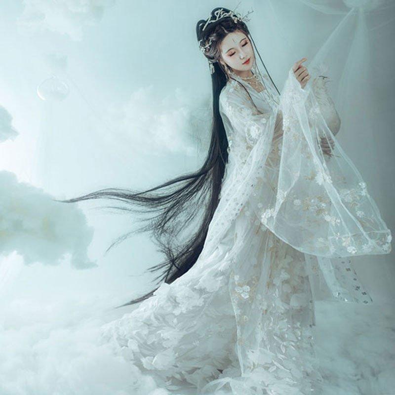 hanfu-chinese-traditional-girl-dress--classic-sleeve-cloak-newhanfu
