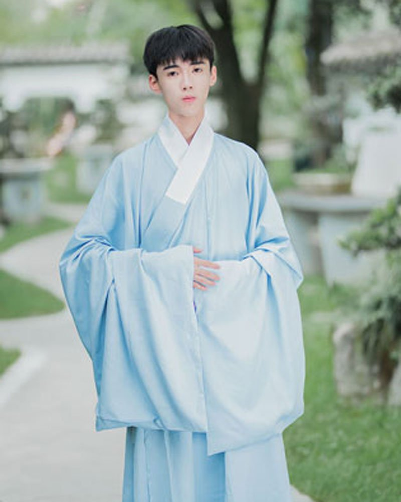 hanfu-chinese-traditional-men-dress--classic-top-coat-newhanfu-3