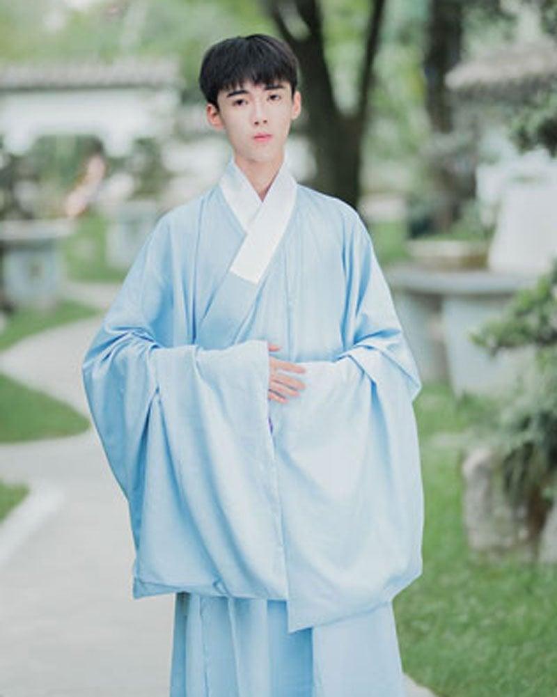 hanfu-chinese-traditional-men-dress--classic-top-coat-newhanfu-3