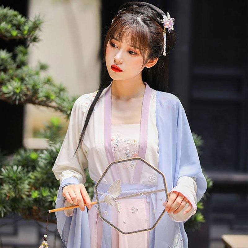 hanfu-chinese-traditional-women-dress--classic-duijin-ruqun-newhanfu