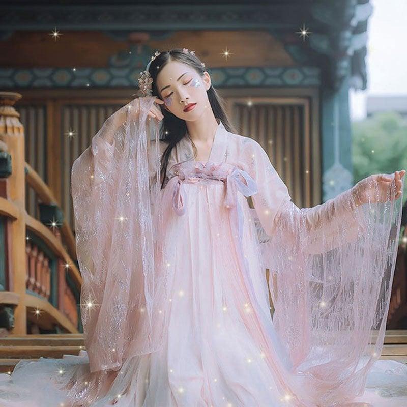 hanfu-chinese-traditional-women-dress- classic-qixiong-ruqun-newhanfu