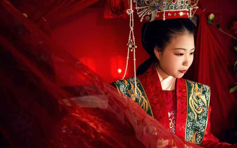 Once upon Life: Marry THE ONE on Hanfu Wedding