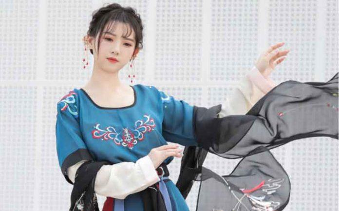 The Best Hanfu in Summer--Half Arm