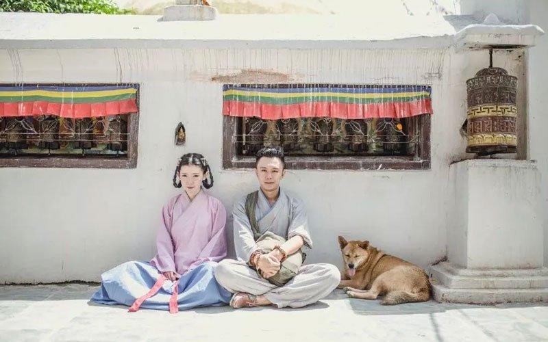 Do You Want Wear Hanfu Travel Around the World Nepal?