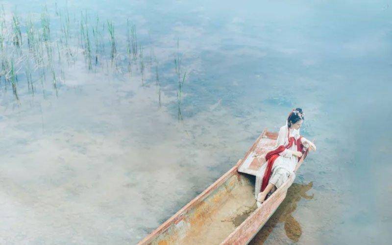 Do You Want Wear Hanfu Travel Around the World yunnan?
