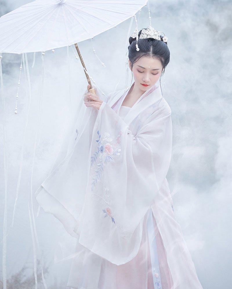 How to Wash Hanfu