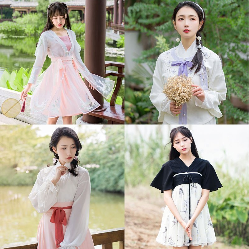 Where to Buy Hanfu Online - 2019