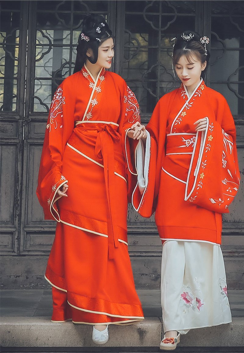 Wow!The best business casual clothing of Hanfu: Shenyi