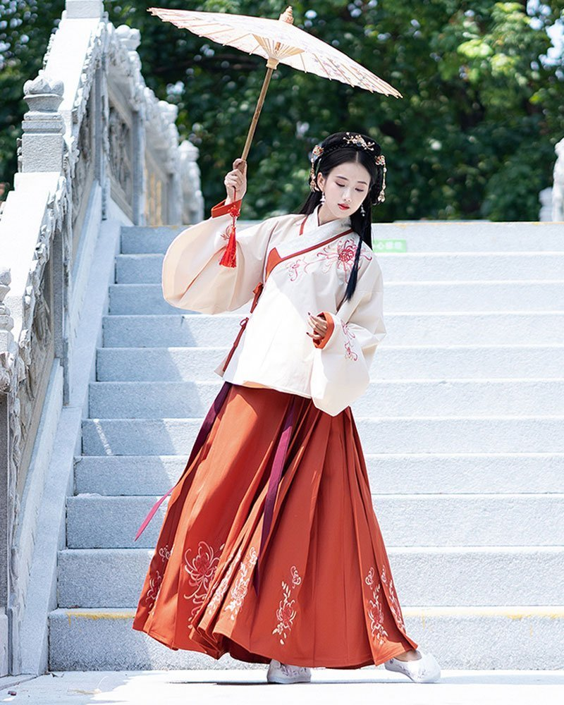 Autumn is Coming? Hanfu for Early Autumn is Ready!