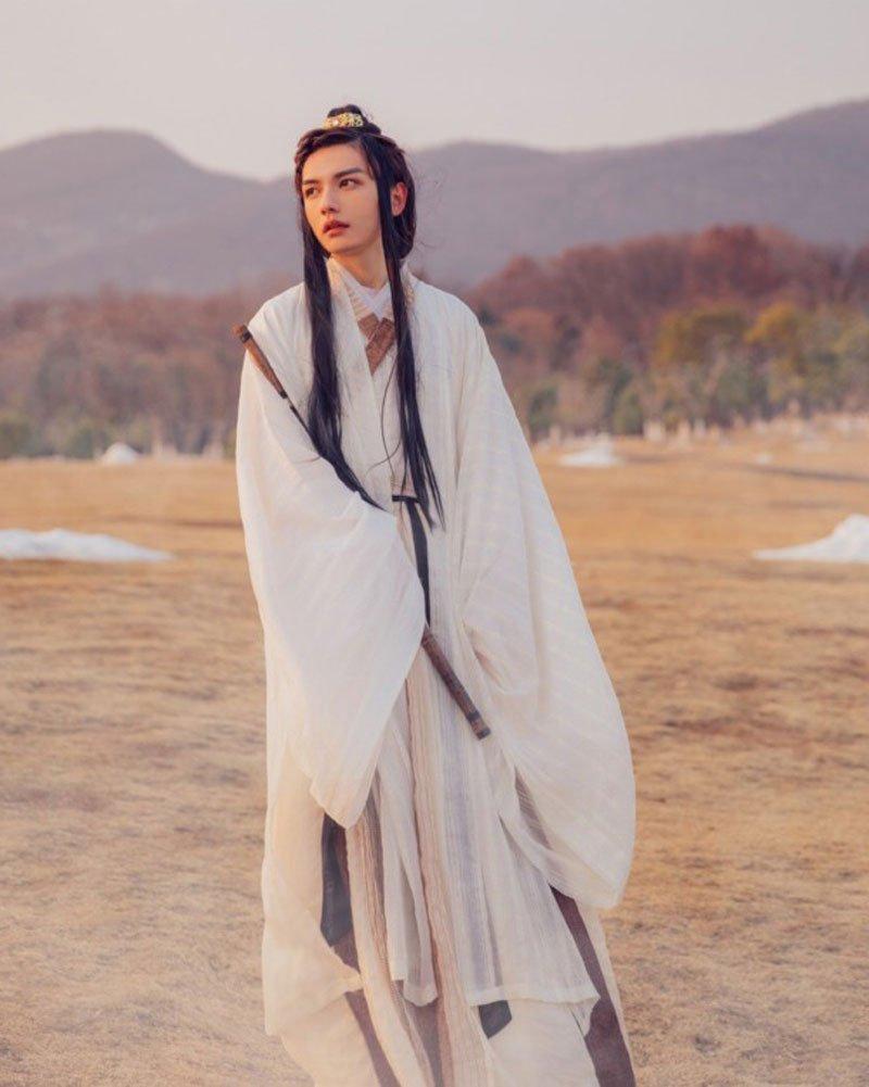 Chinese Kungfu Costume--1