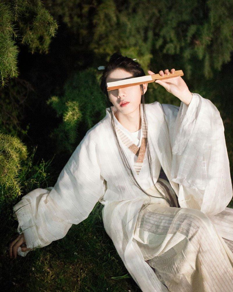 Hero and Chinese Kungfu Costume