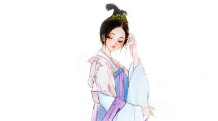 Hanfu Beauty Painting