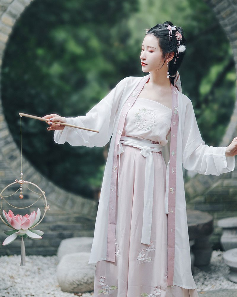 What kind of hanfu did the Song Dynasty wear?