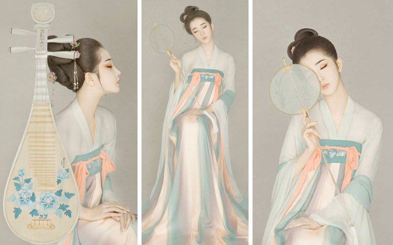 Trditional Chinese Dress Clothing