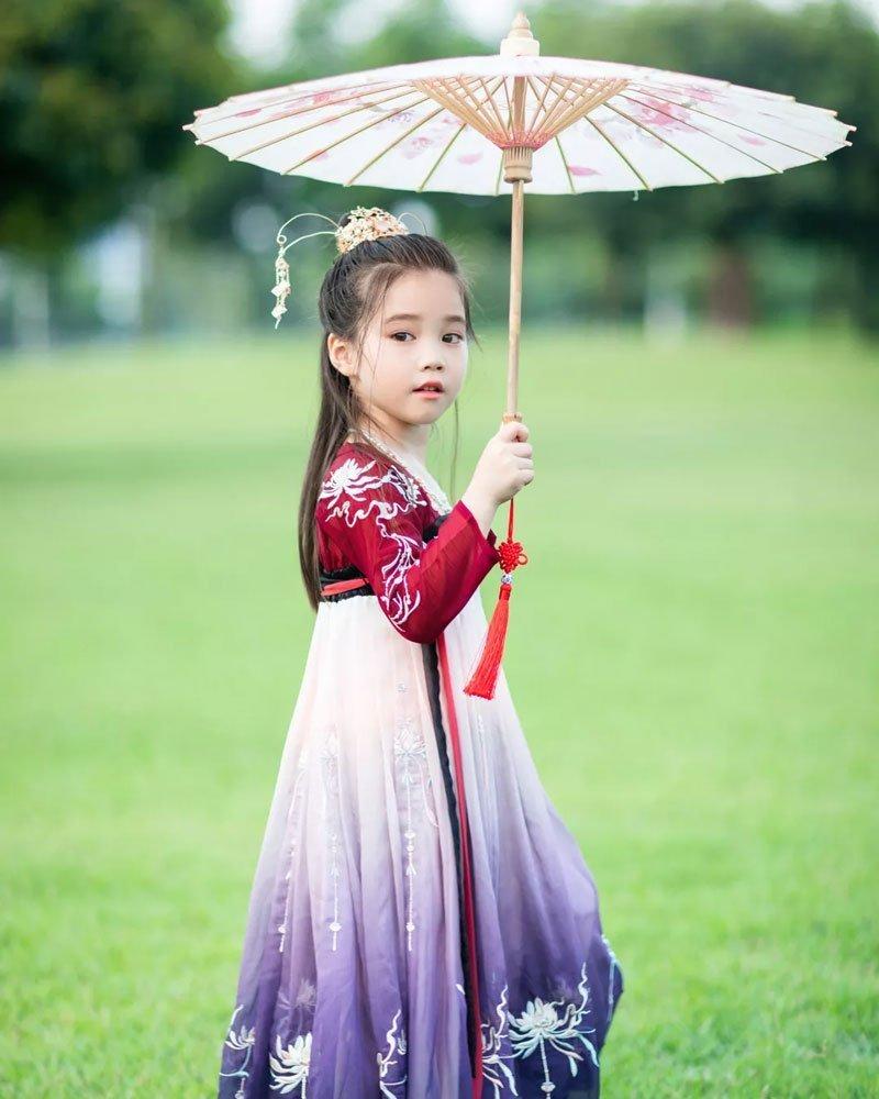 4 Of The Best Parent & Child Hanfu Costume Ideas