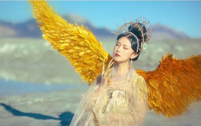 Fantastic Angels in Hanfu