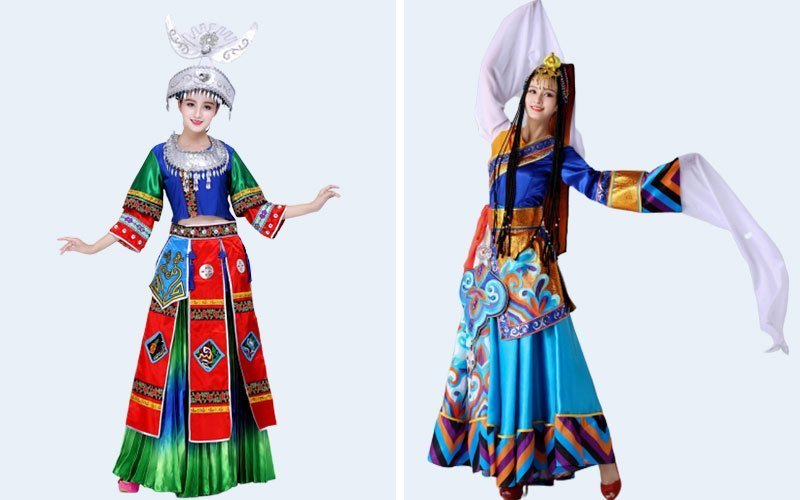 The Most Classic 5 Categories of Trditional Chinese Dress & Clothing