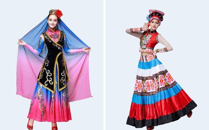 The 5 Most Classic Traditional Chinese Dress Clothing