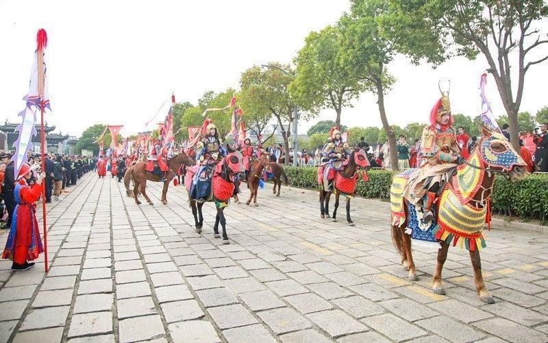 Hanfu Festival | The 7th Xitang Hanfu Culture Week Grand Opening! 1