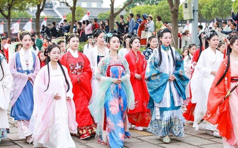 Hanfu Festival | The 7th Xitang Hanfu Culture Week Grand Opening!