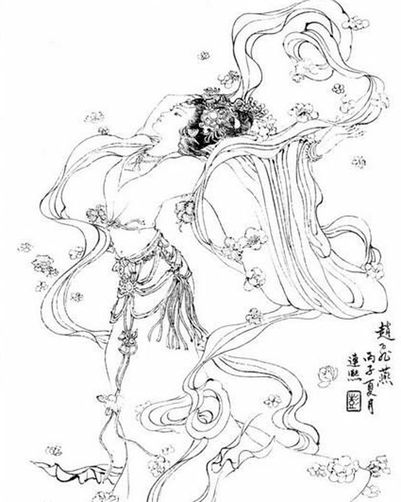 Hanfu History  Is there a Fashion Designer in Ancient China?