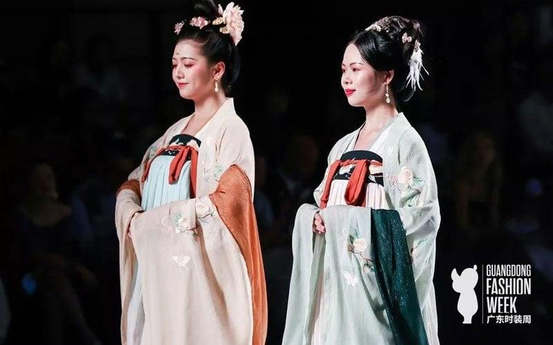 Hanfu of GuangDong Fashion Week