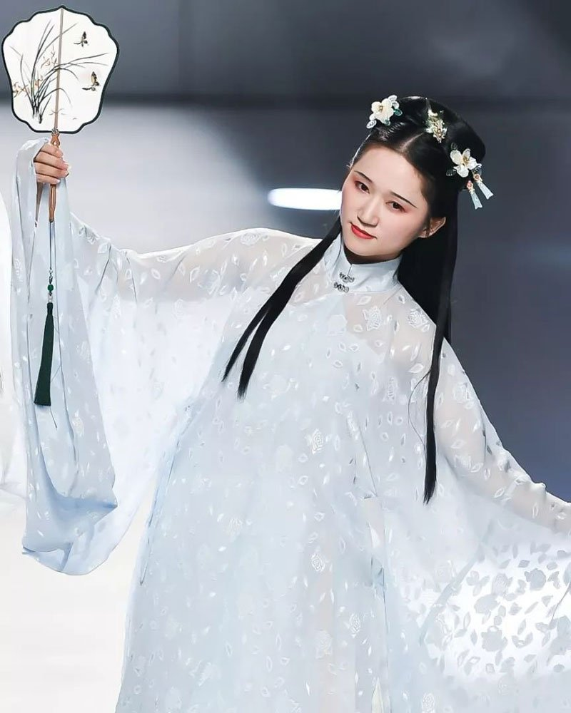 Hanfu of GuangDong Fashion Week