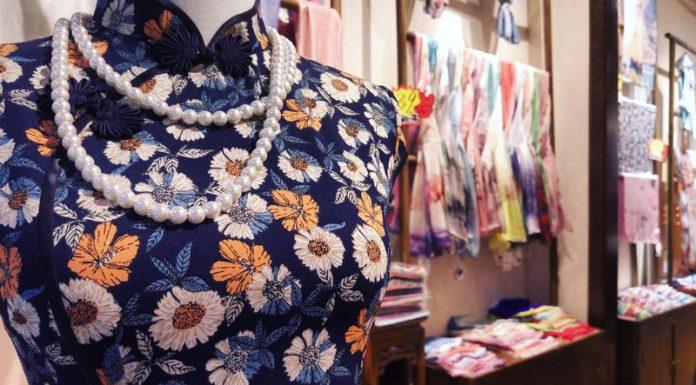 History of the Qipao & Cheongsam Fashion