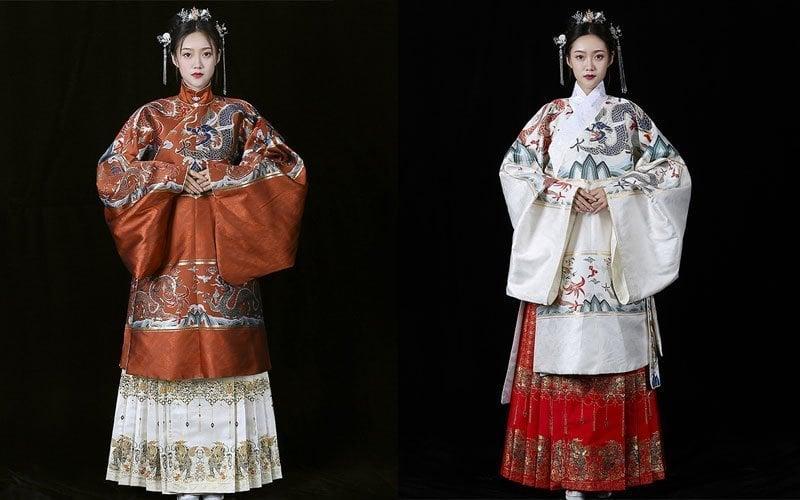 4 Secrets about Hanfu Horse Face Skirt
