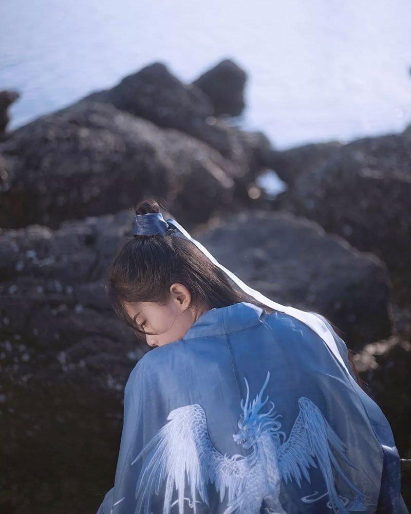 Ancient Chinese Clothing - Hanfu Photo Sharing