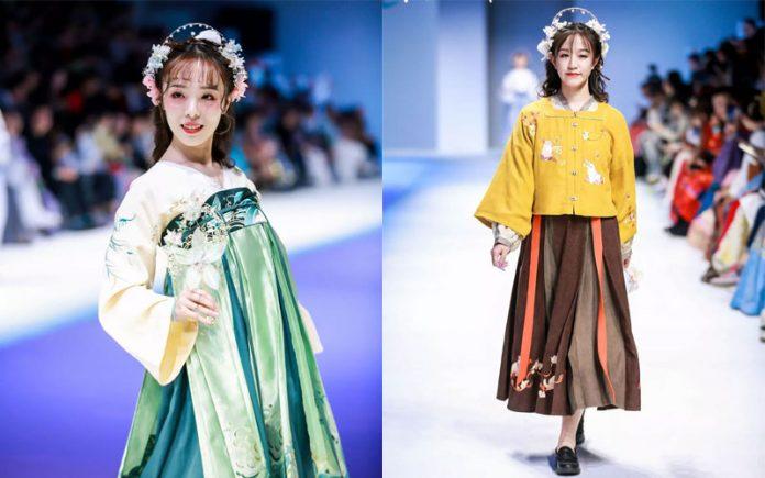 Hanfu Activities   Chinese Fashion Show & Latest Style of Hanfu