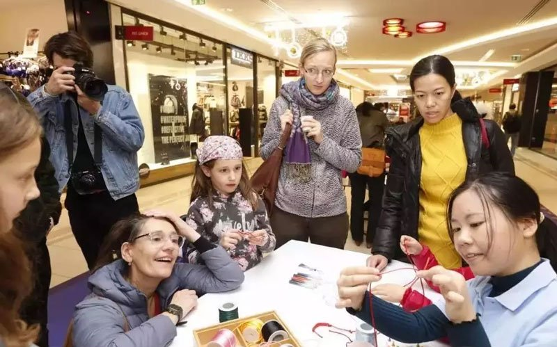 Hanfu Activity | the First French Hanfu Festival
