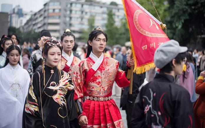 Hanfu Festival: Hanfu Parade Day on November 22