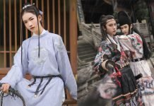 Hanfu History | The Development of Paofu System