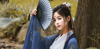 Hanfu Makeup | Beauty between the Eyebrows