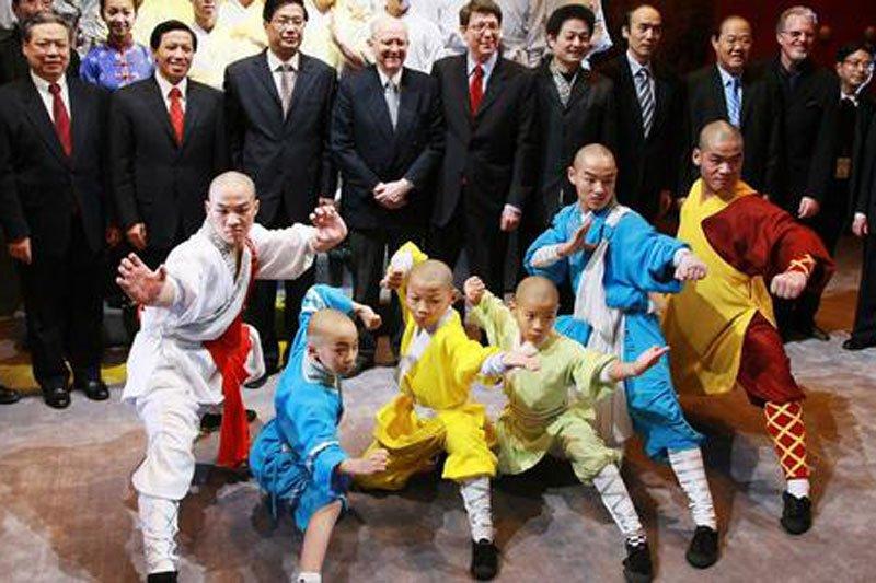Shaolin Travel World Overseas