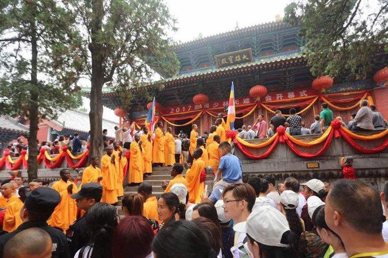 Travel Shaolin Temple