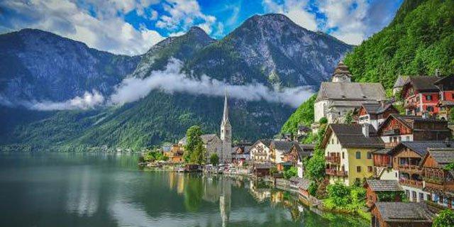 Europe town