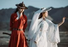 Hanfu Lovers & Martial Heroes - Hanfu Photo